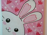 Hunny Bunny Kid's Canvas Class