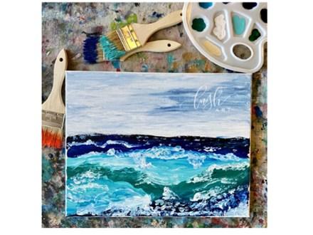 Ocean Paint Class
