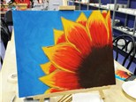"""Red Sunflower""  Suggested age: 18 & up"