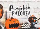 Pumpkinpalooza Family Paint Event - Sunday, October 14