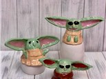 """Clay """"Baby"""" Hand building Class, Friday, March 6, 6-8pm"""