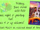 """Kids Night Out - """"Coco"""""""