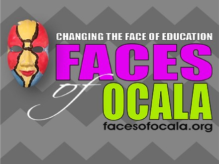 Mask Painting - Faces of Ocala - 04.26.17 - Evening Session
