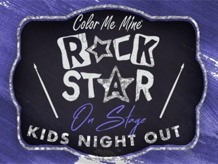Rock Star Kids Night Out - April 17