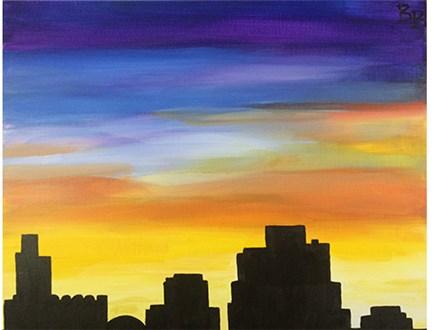 Reno Sunset