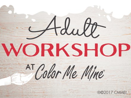 Adults Workshop - Valentines Roses - February 14