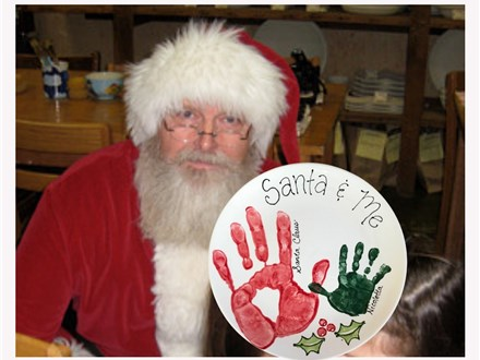 11th Annual Paint with Santa