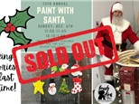 13th Annual Paint with Santa -  11:00-11:45