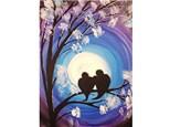 Mimosa Morning - Love Birds