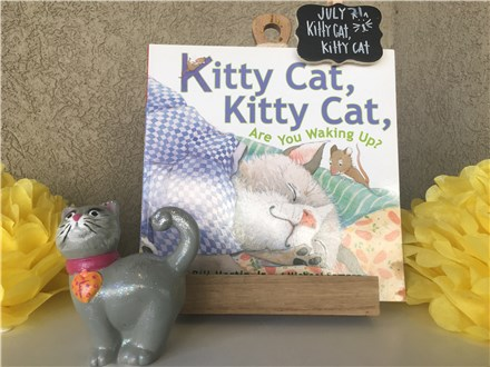 Pre-School Storytime Kitty Cat, Kitty Cat