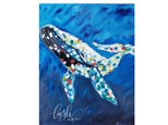 Whale Paint Class - Perry