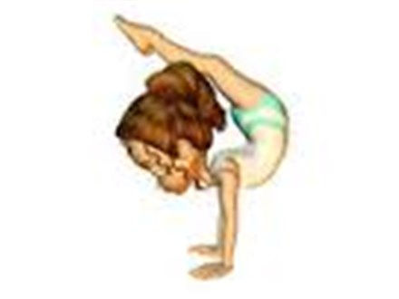 Girls Ages 6-8 Winter Gymnastics Friday Class