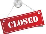 Closed for Gasparilla!