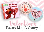 Paint Me A Story: My Fuzzy Valentine