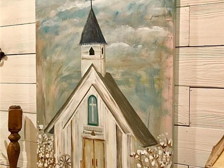 Church Paint Night - July 16th