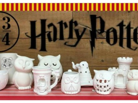 Harry Pottery Night! (October 26th)