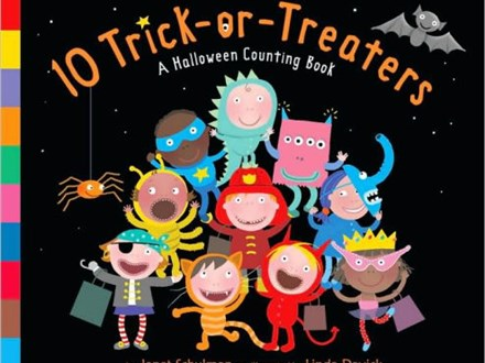 Story Time Art - 10 Trick or Treaters - Evening Session - 10.23.17