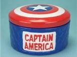 """ Captain America Box"" To-Go Kit- at Color Me Mine - Aspen"