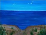 Canvas & Wine Night! Sand Dunes! 6/22/18