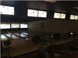 Our VIP Bowling Area