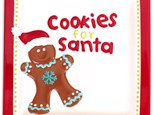 Cookies for Santa Plate Dec. 14