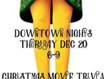 Christmas Downtown Nights