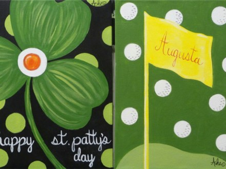 Choice Design St. Patrick's Day or Golf