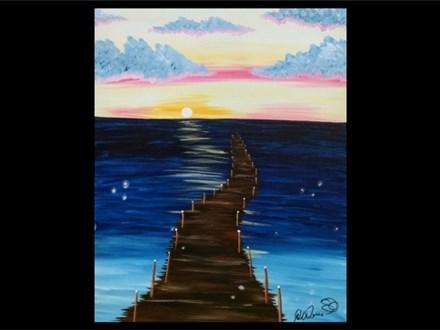 06/12 Sunrise Pier