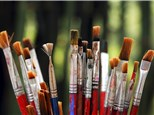 Camps: Easel Art Supply Center