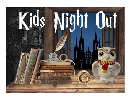 Kids Night Out- Happy Potter