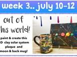 week 3 summer mini-camp - july 10-12