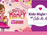 Fancy Nancy Kids Night Out June 21, 2019