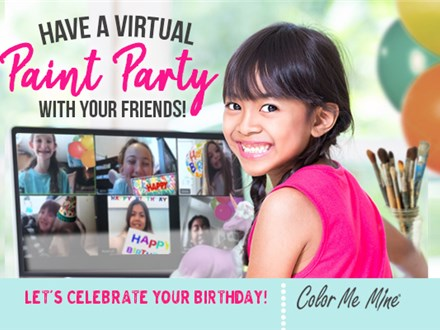Virtual Birthday Party!