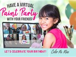 Virtual Birthday Party!