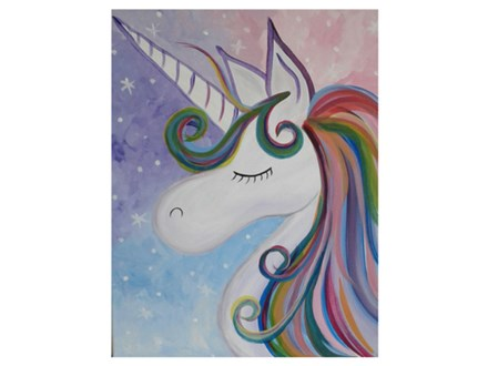 Magical - Paint & Sip - July 28th