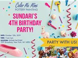 Sundari's Party Oct 12th