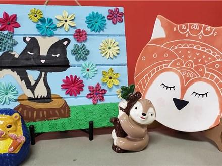 Furry Fun Critters Camp