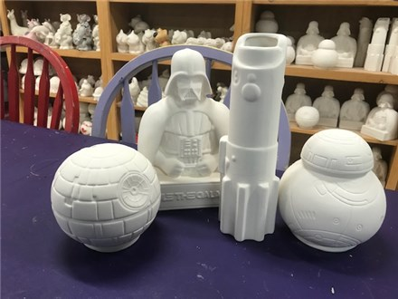 Star Wars Themed Night, In store, at home, or on Zoom