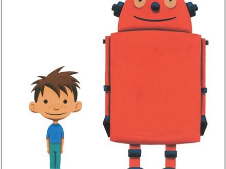 Story Time - Boy + Bot - Morning Session - 01.21.19