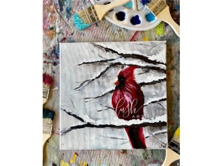 Cardinal Paint Class