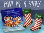 Paint Me A Story: 'Twas the Night Before Christmas