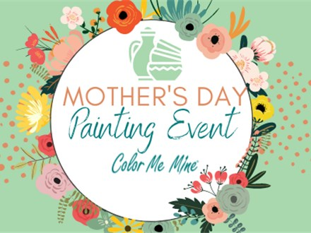 Mother's Day Painting Event