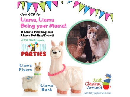 Llama, llama bring your Mama 04/14