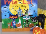 """Pre-School Story Time """"Pete The Cat"""""""