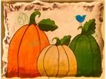 Color Me Wine - Rustic Pumpkin