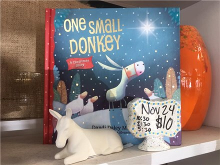 One Small Donkey