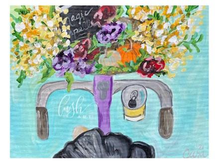 Fall Bike Ride Paint Class - WR