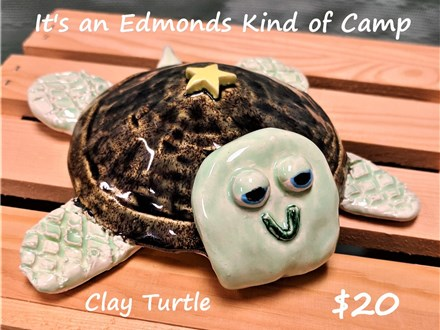 Clay Turtle 2020 Summer Camp Project