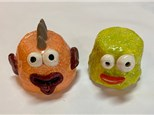 After School Art Club- Clay Monsters- Wed, Oct 20th- 4 to 6pm