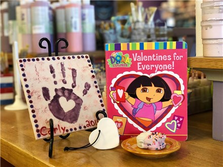 Story Time - Dora Valentine's for Everyone - Morning Session - 02.04.19